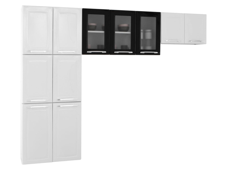 Cozinha Compacta Criativa Max Ii 3 Pecas Preto Itatiaia Armaz M