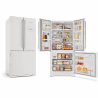 Refrigerador Brastemp 3 Portas Bro80ab 540 Litros Frost Free Branco