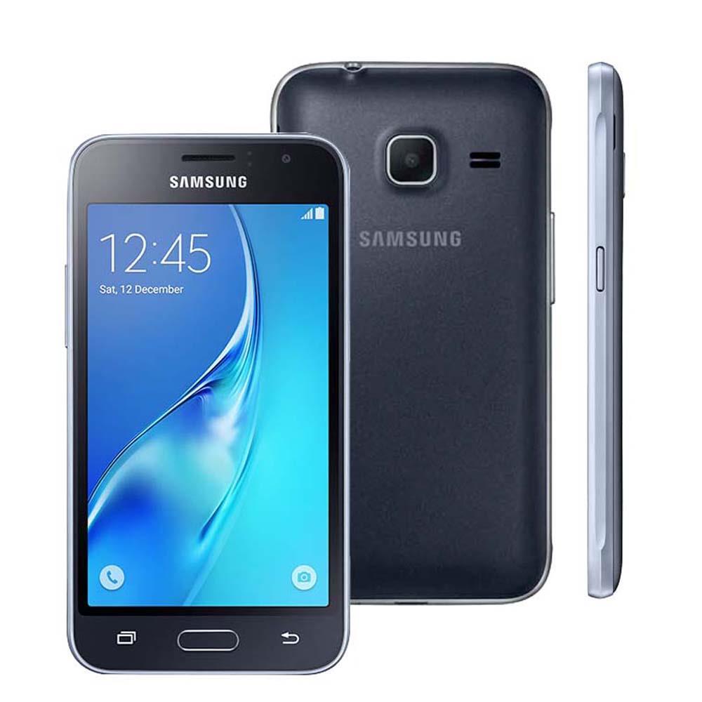 Smartphone Samsung Galaxy J1 Mini DB Preto