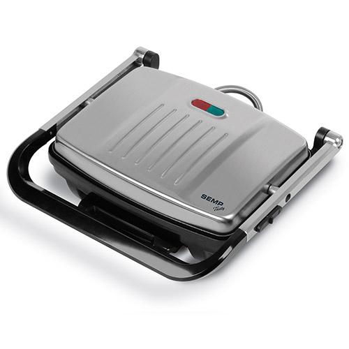 Grill Eletrico Gr8015pt2 Preto-inox Semp Toshiba