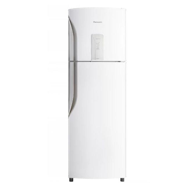 Refrigerador Panasonic Duplex Nr-bt40bd1wb 387 Litros Frost Free Branco