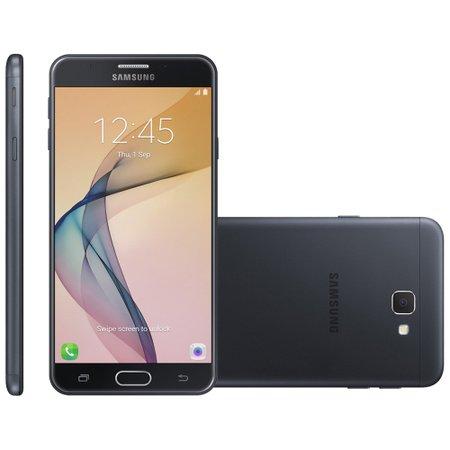 Smartphone Samsung Galaxy J7 Prime G610m DB Preto