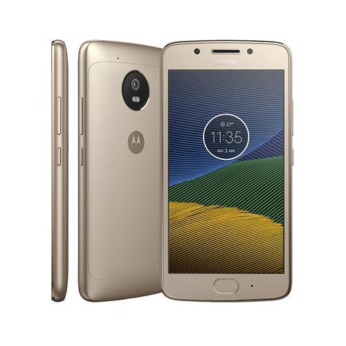 Smartphone Motorola G5 XT1672 DB Dourado