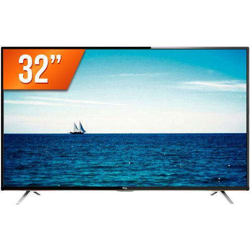 """Smart TV LED 32"""" Semp Tcl L32s4900s"""