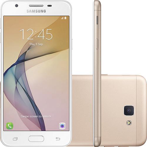 Smartphone Samsung J5 Prime DB Dourado