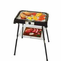 Churrasqueira Eletrica Grand Steak e Grill Ii 2000w Preta Mondial