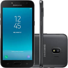 Smartphone Samsung Galaxy J250m/ds J2 Pro DB Preto