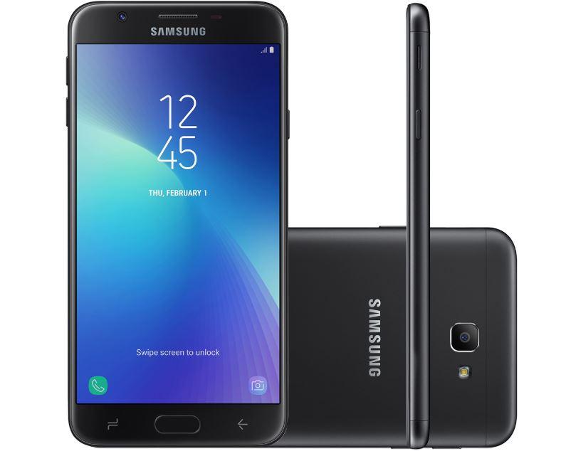 Smartphone Samsung Galaxy J7 Prime TV 2 DB Preto