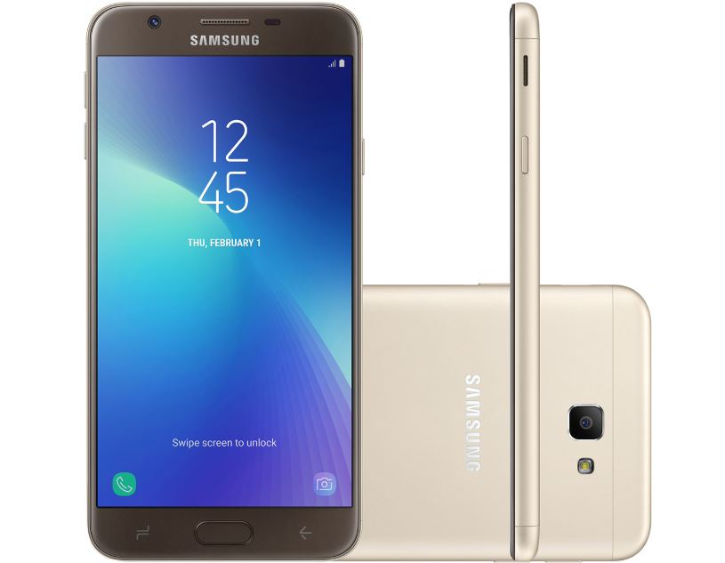 Smartphone Samsung Galaxy J7 Prime TV 2 DB Dourado